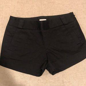 Jcrew side zipper shorts
